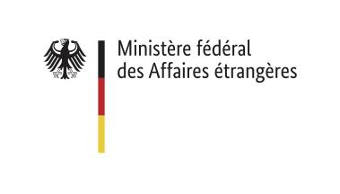 Logo Ministere etrangere Allemagne FR