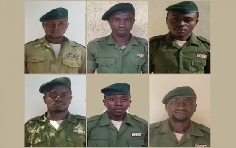 ktn écogardes tués aux Virungas